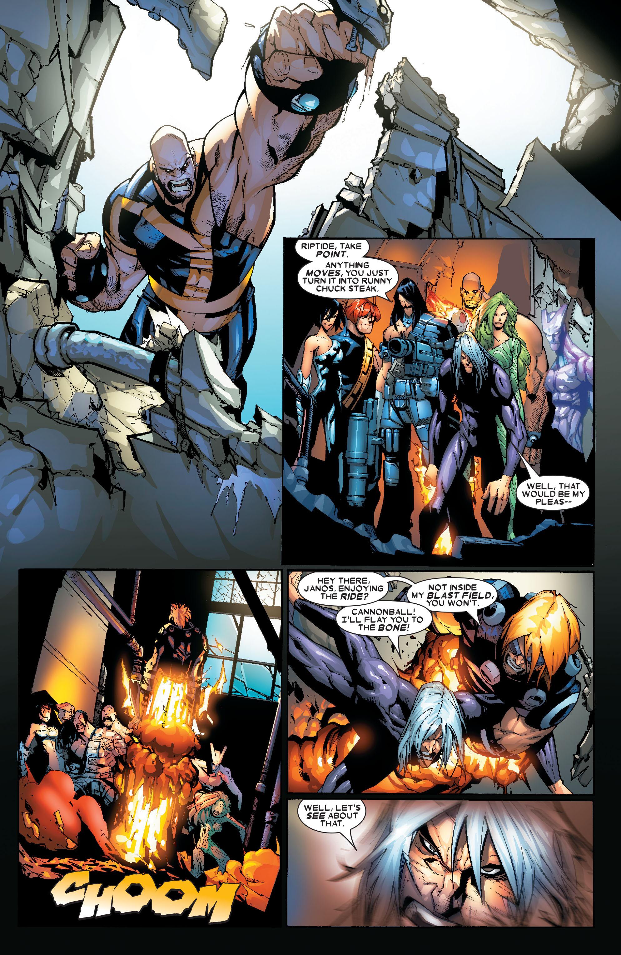 X-Men (1991) 203 Page 10