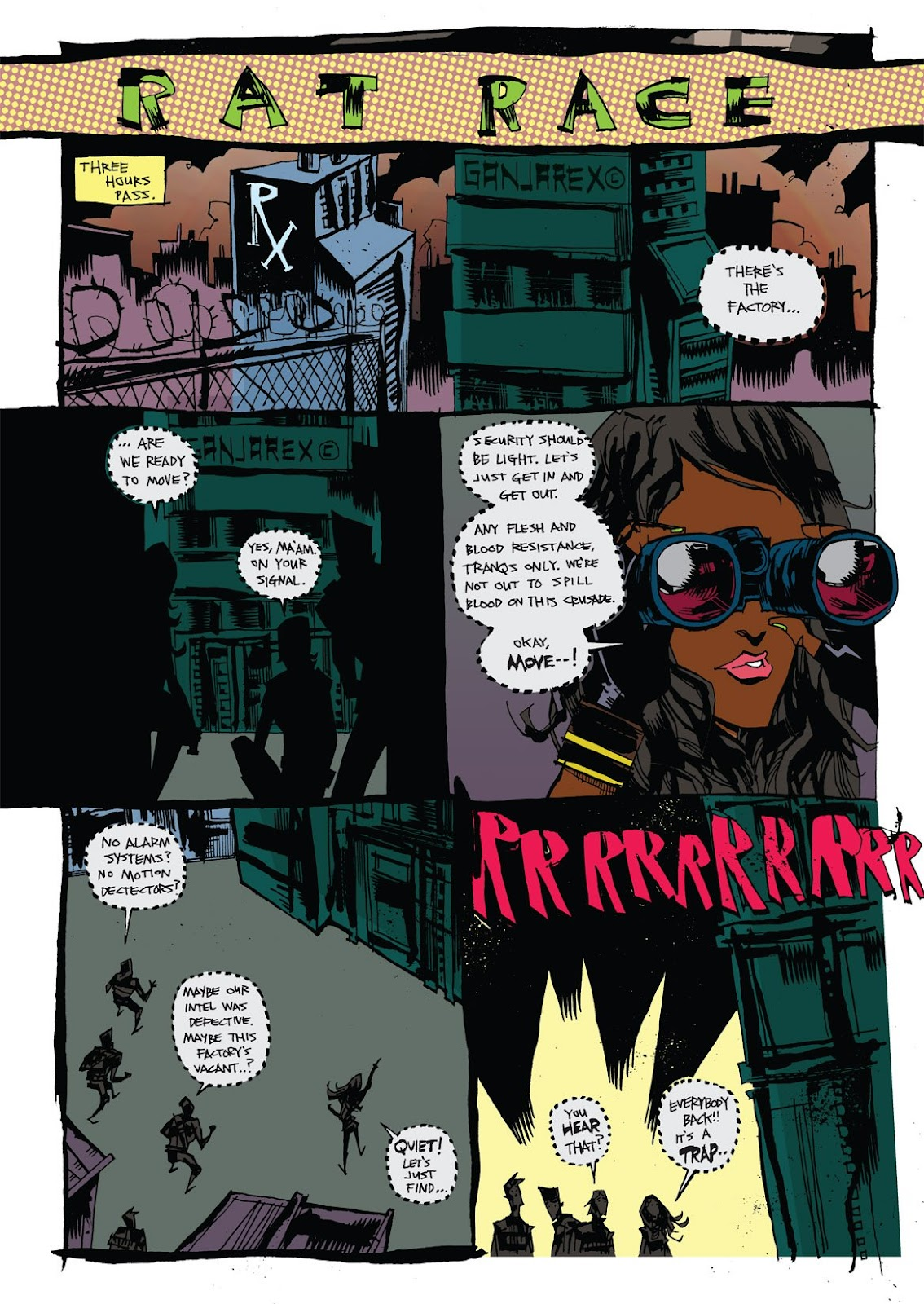 Read online Marijuanaman comic -  Issue # Full - 13