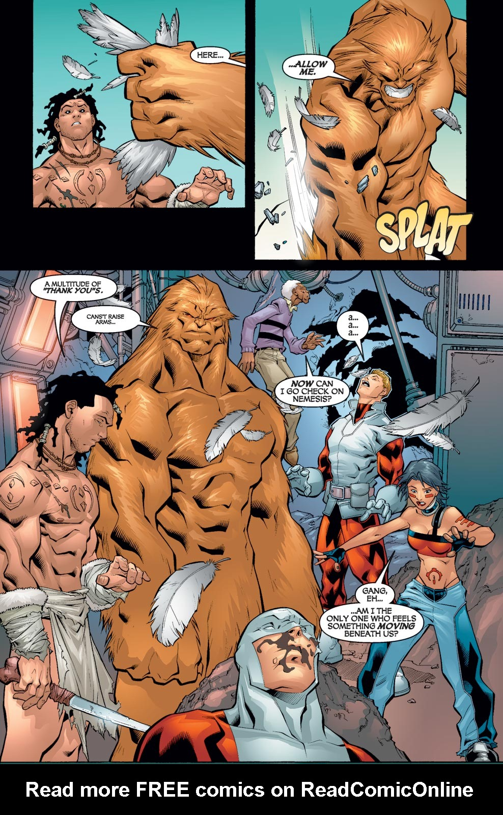 Alpha Flight (2004) issue 5 - Page 19