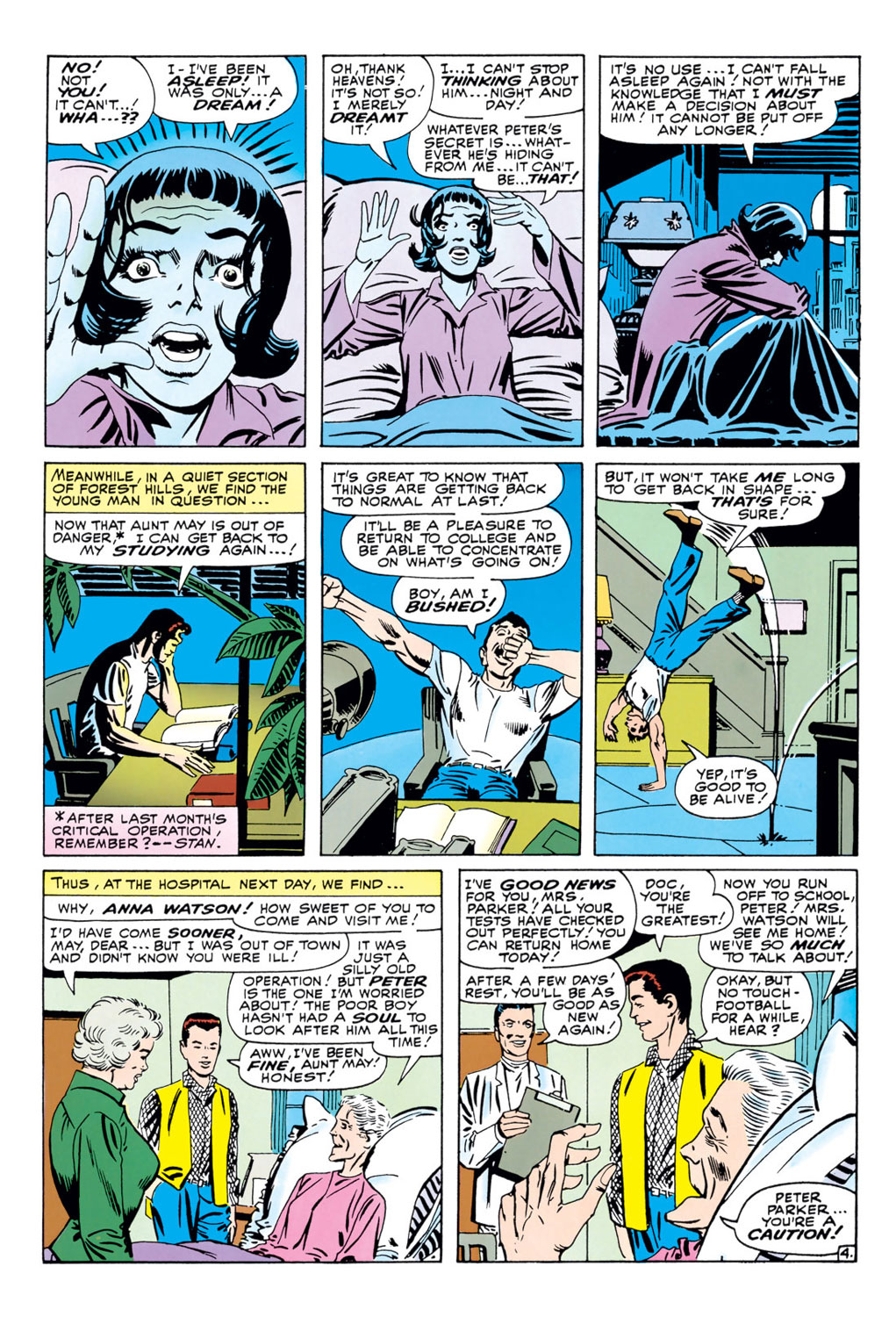 The Amazing Spider-Man (1963) 34 Page 4