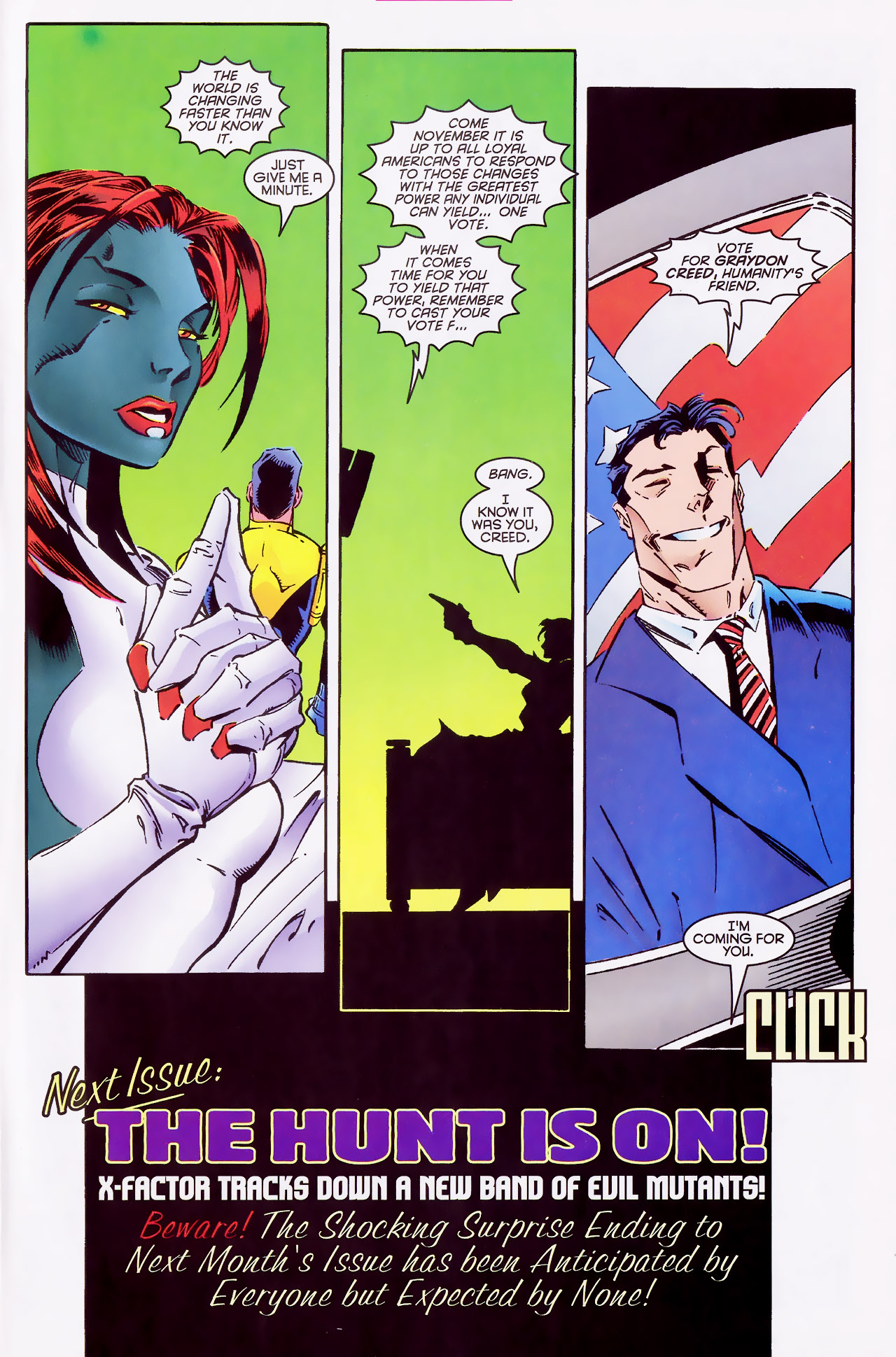 Read online X-Factor (1986) comic -  Issue #127 - 11