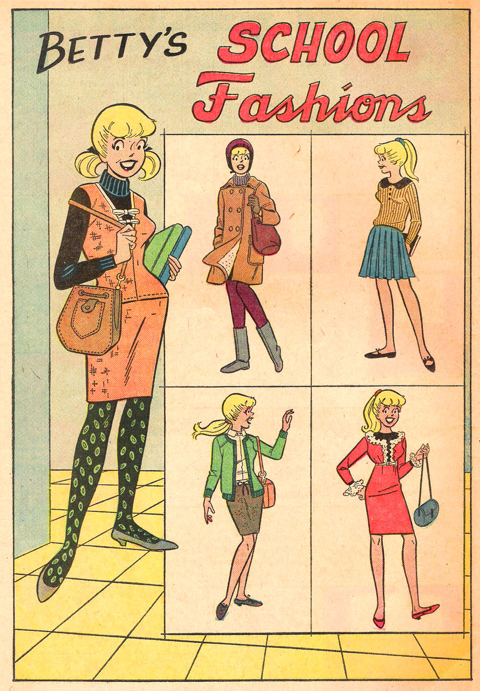 Read online Archie's Girls Betty and Veronica comic -  Issue #122 - 10