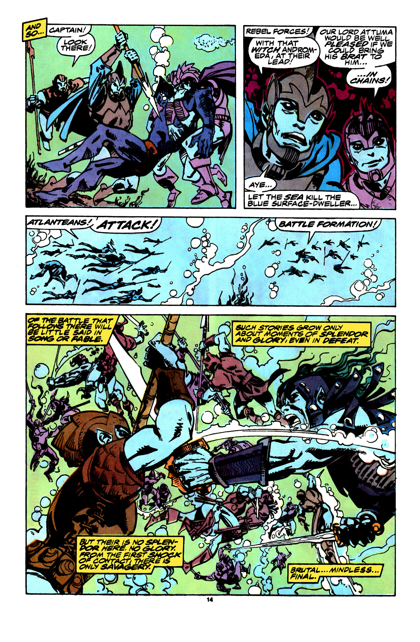 Read online X-Factor (1986) comic -  Issue # _ Annual 4 - 13