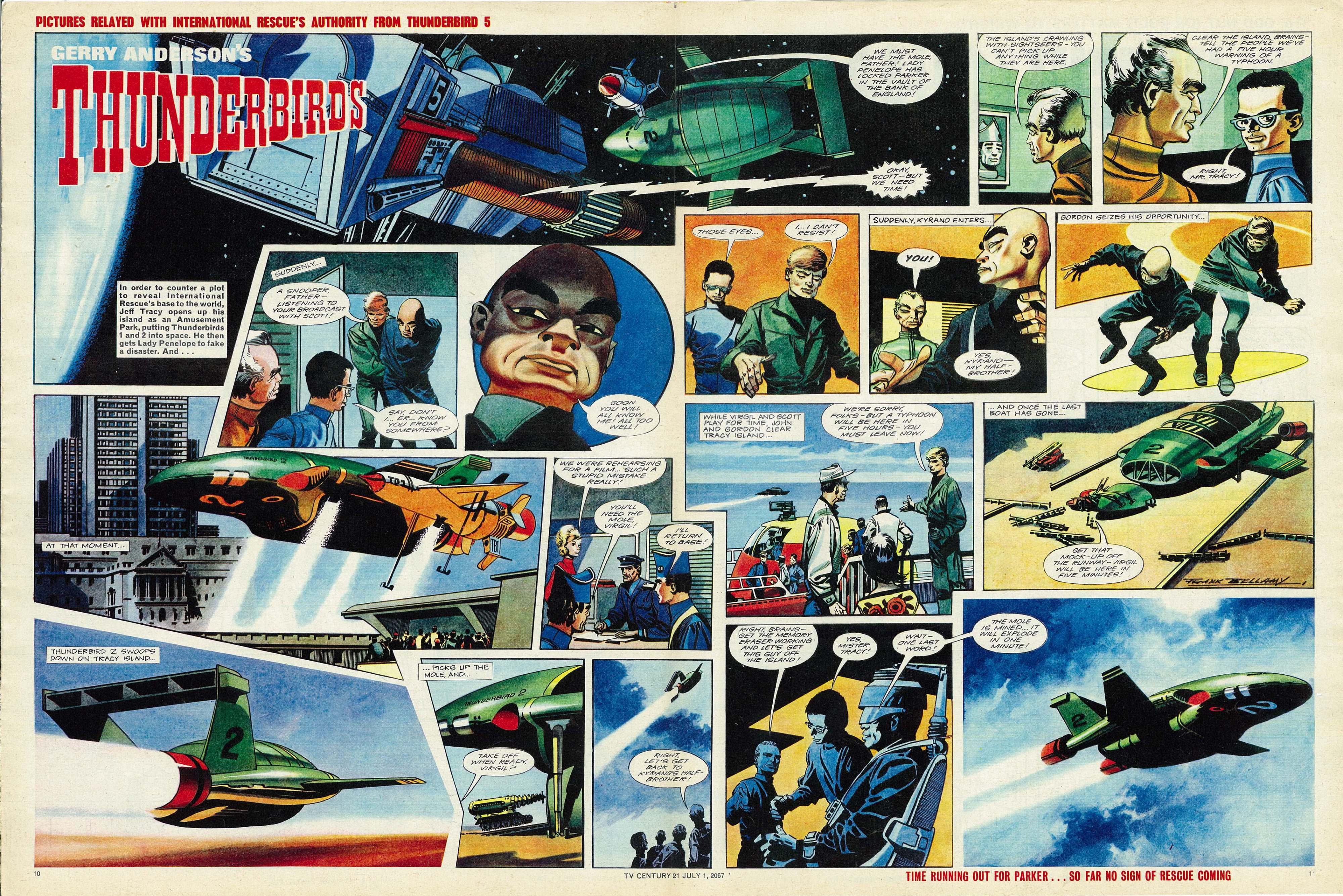 Read online TV Century 21 (TV 21) comic -  Issue #128 - 10