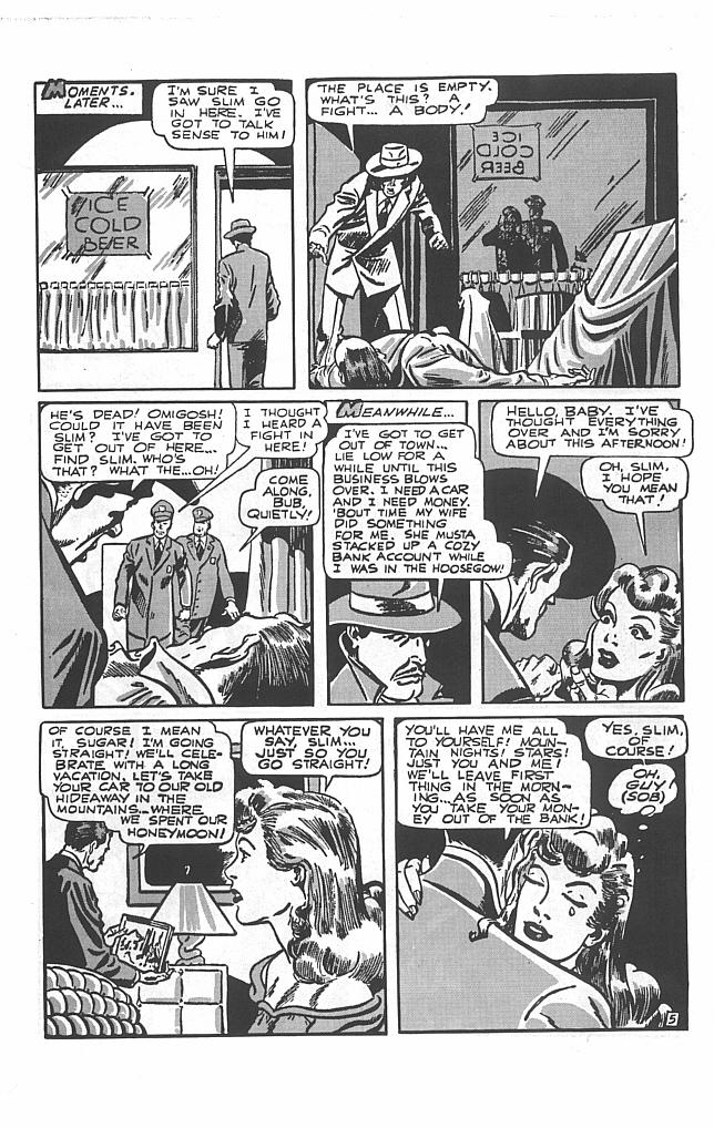 Read online Golden-Age Men of Mystery comic -  Issue #9 - 7