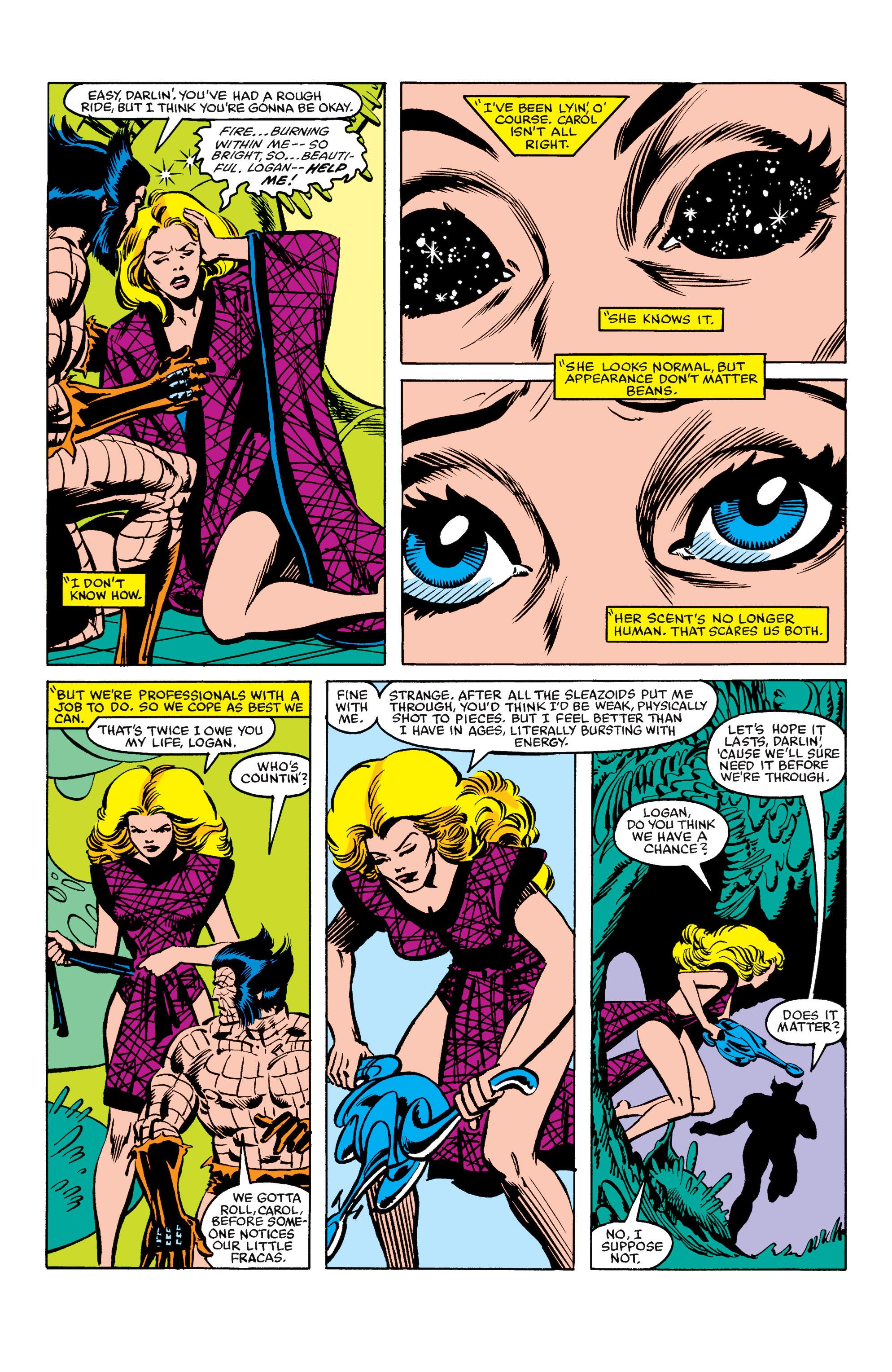Read online Uncanny X-Men (1963) comic -  Issue #163 - 7