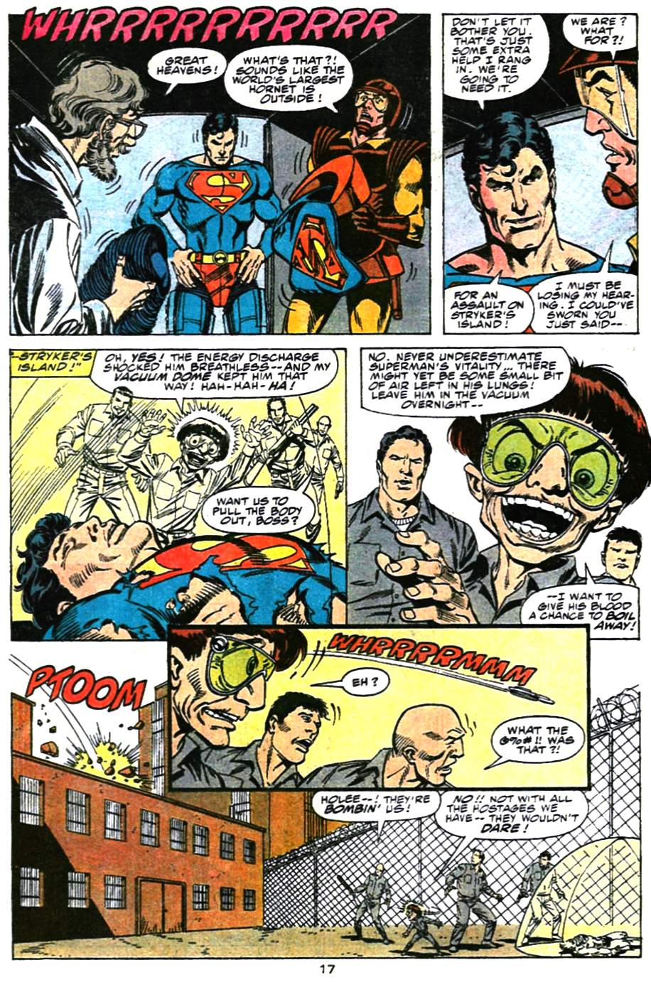 Read online Action Comics (1938) comic -  Issue #659 - 18