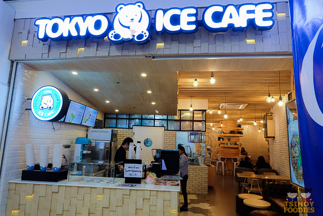 tokyo ice cafe