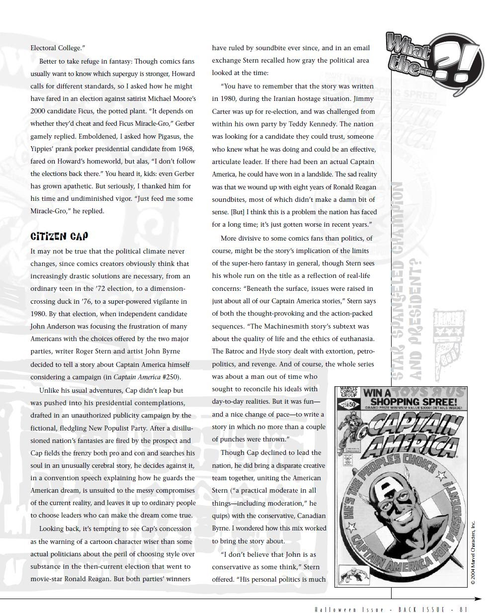 Back Issue issue 6 - Page 82