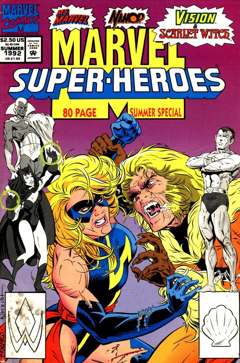 Marvel Super-Heroes (1990) 10 Page 1