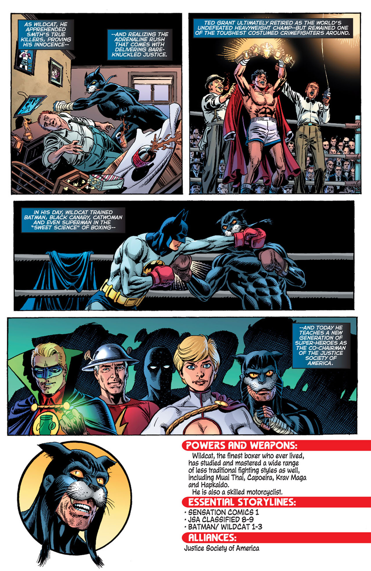 Read online 52 comic -  Issue #23 - 23
