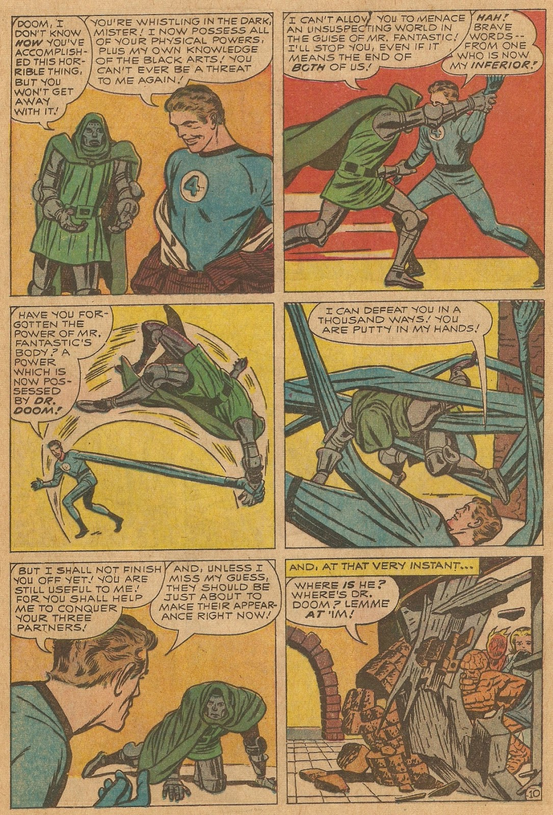 Marvel Collectors' Item Classics issue 8 - Page 12