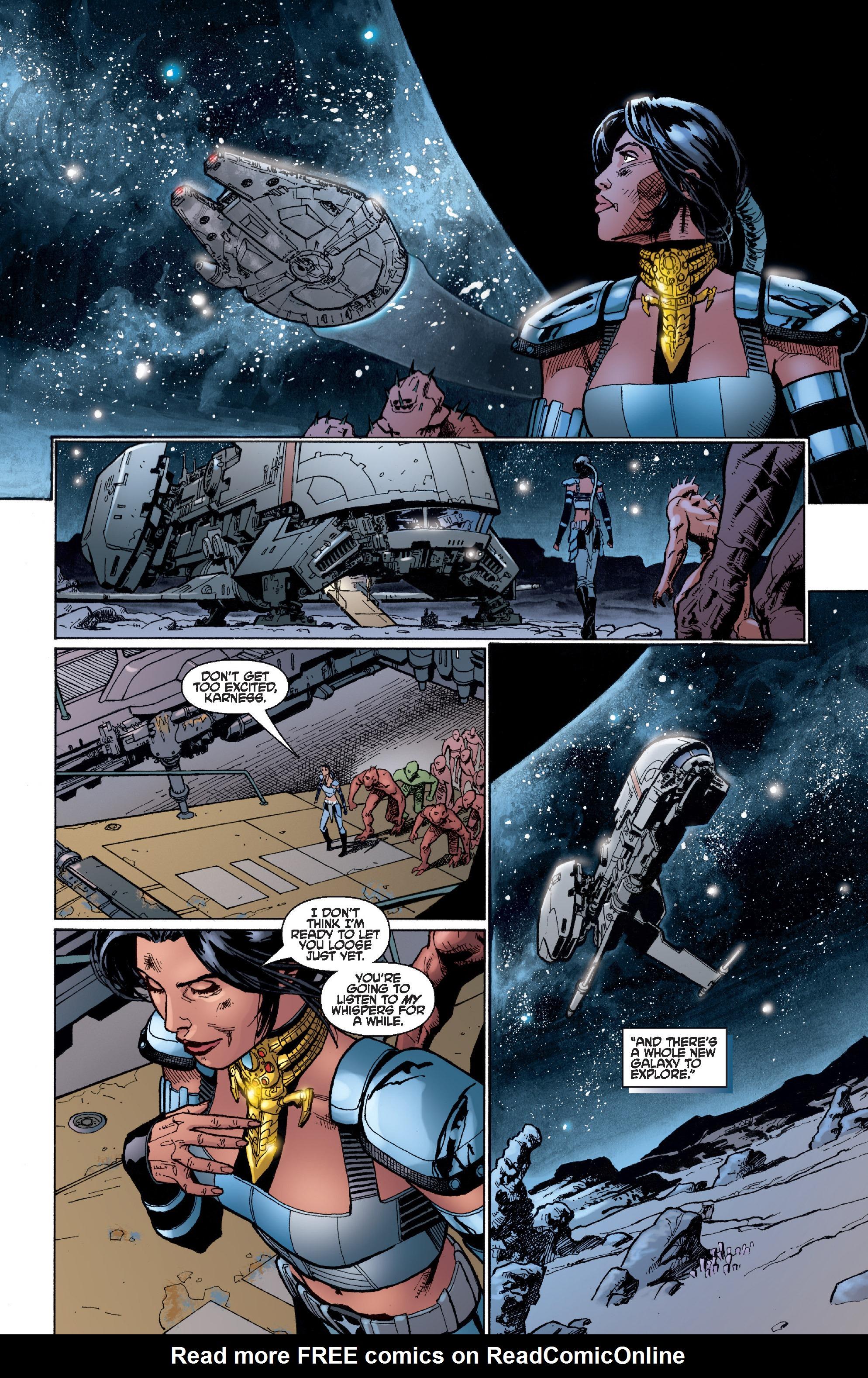 Read online Star Wars Omnibus comic -  Issue # Vol. 20 - 435