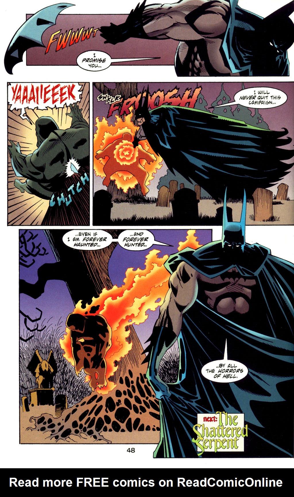 Read online Batman: Haunted Gotham comic -  Issue #2 - 50