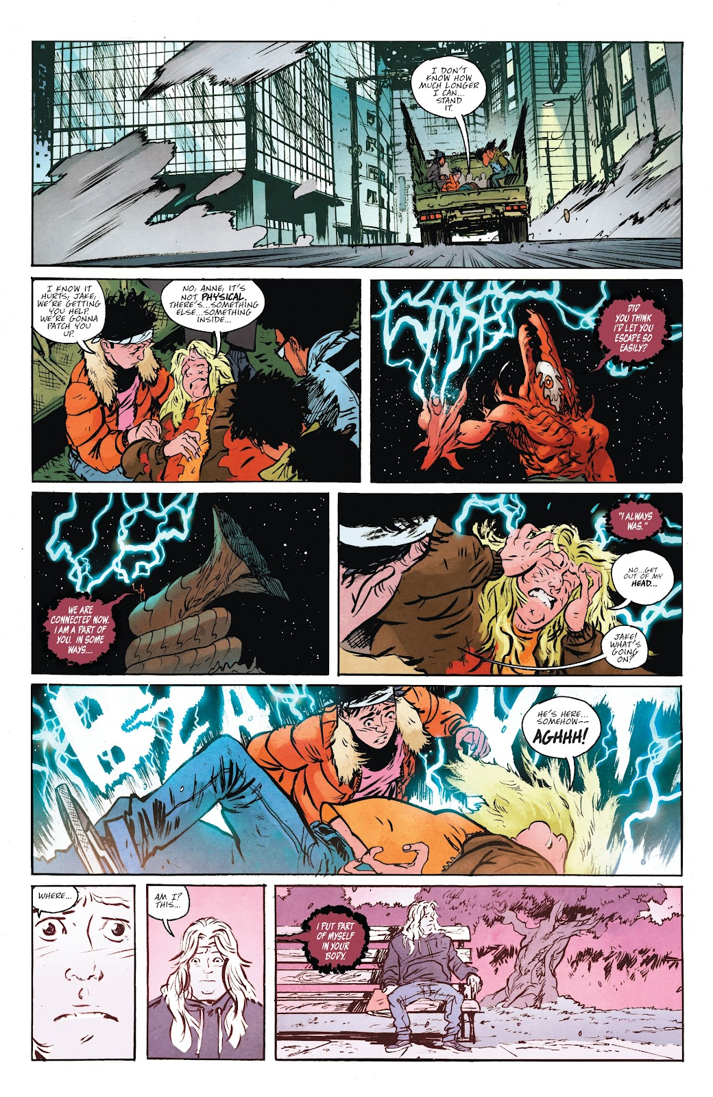 Read online Murder Falcon comic -  Issue #7 - 7
