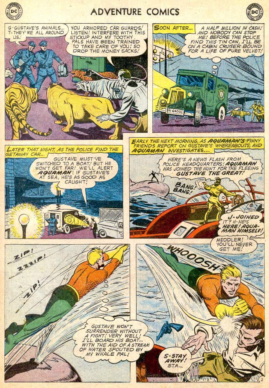Read online Adventure Comics (1938) comic -  Issue #261 - 27