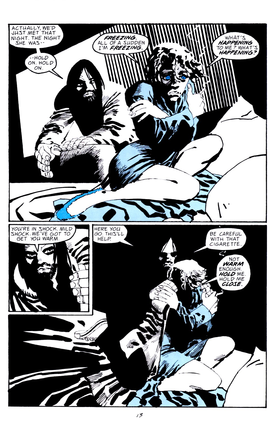 Read online Sin City: Hell and Back comic -  Issue #4 - 14