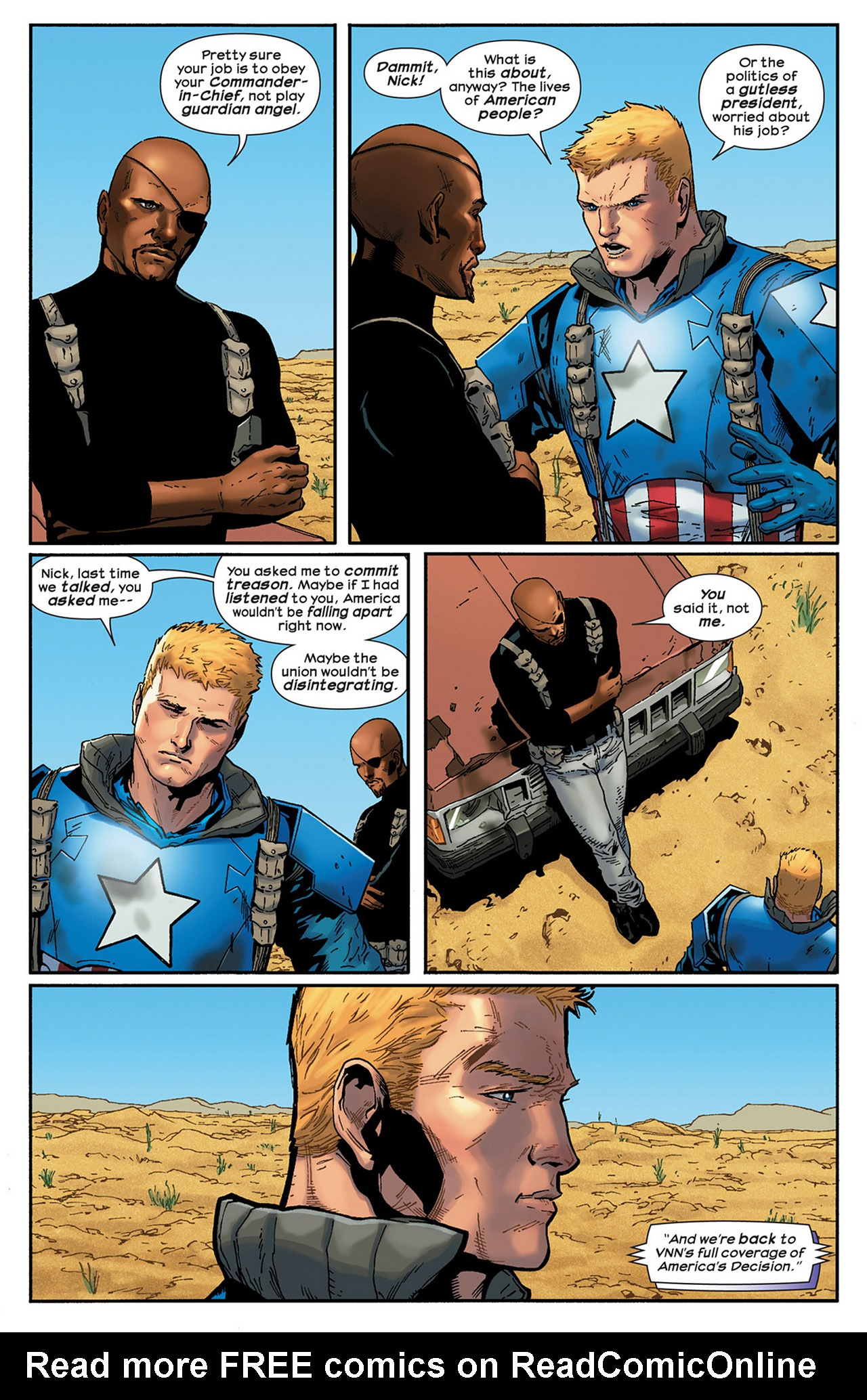 Read online Ultimate Comics Ultimates comic -  Issue #15 - 10