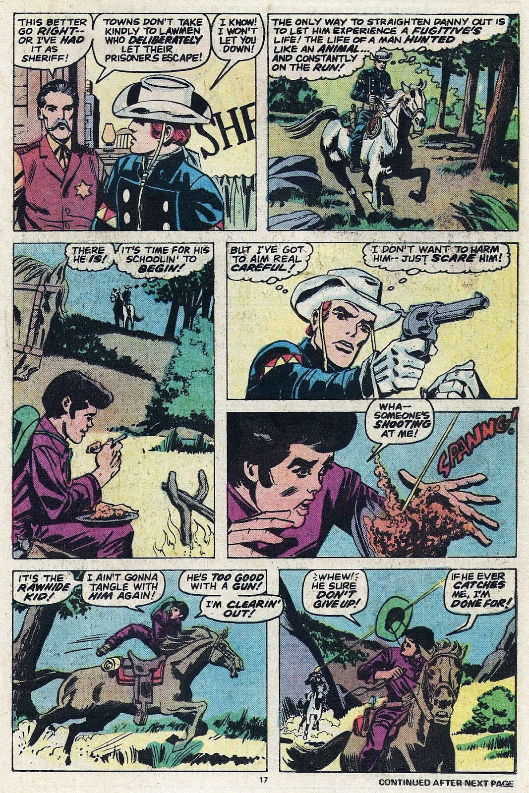 The Rawhide Kid (1955) issue 149 - Page 18