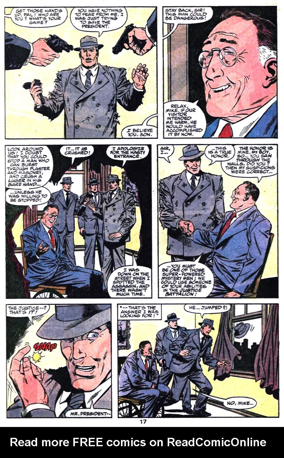 Action Comics (1938) 663 Page 17