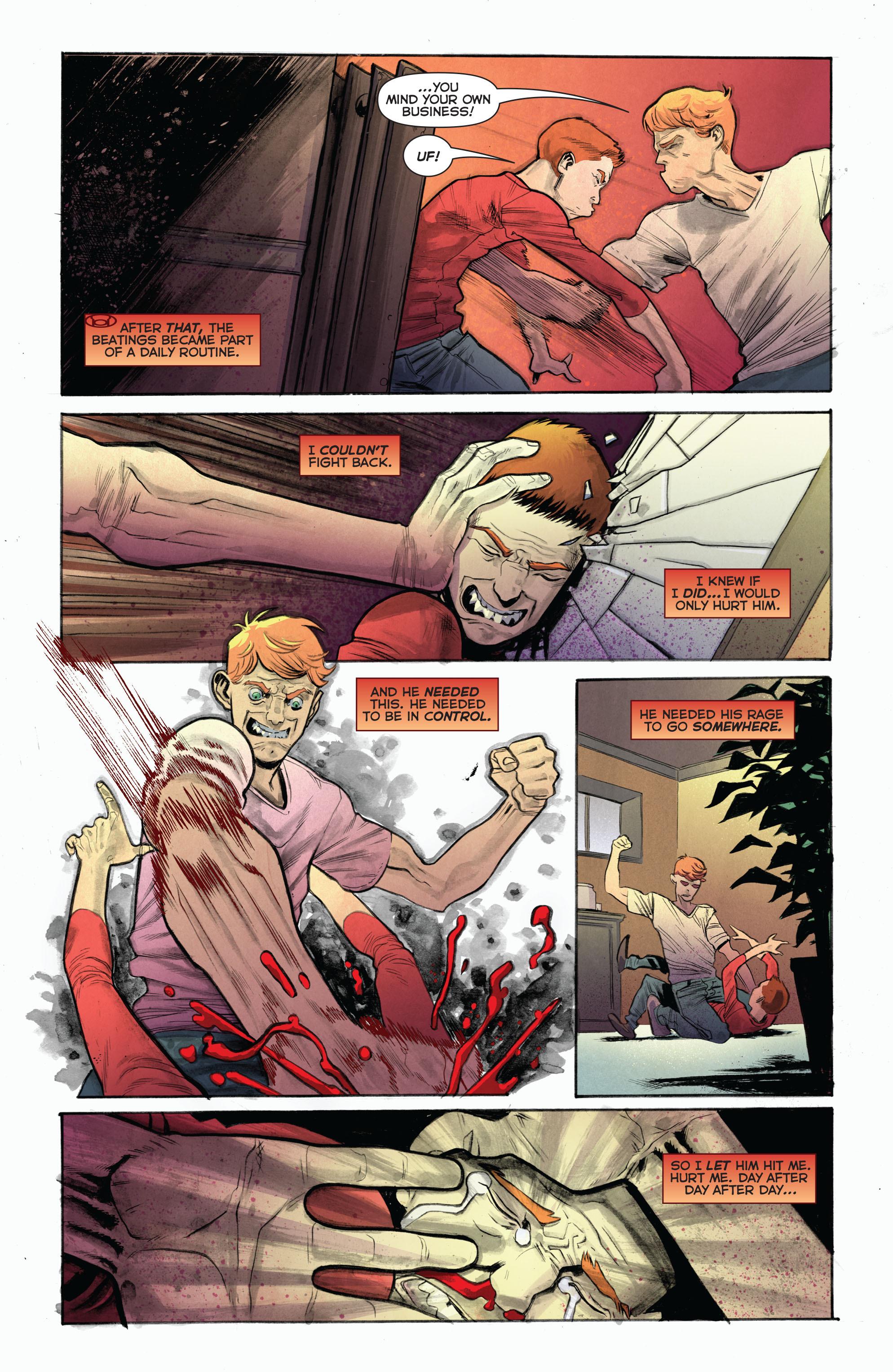 Read online Secret Origins (2014) comic -  Issue #11 - 4