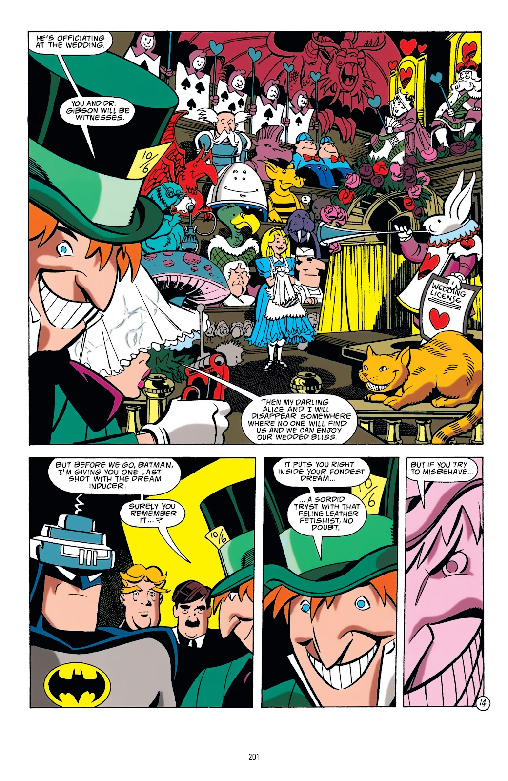 The Batman and Robin Adventures issue TPB 2 (Part 3) - Page 1