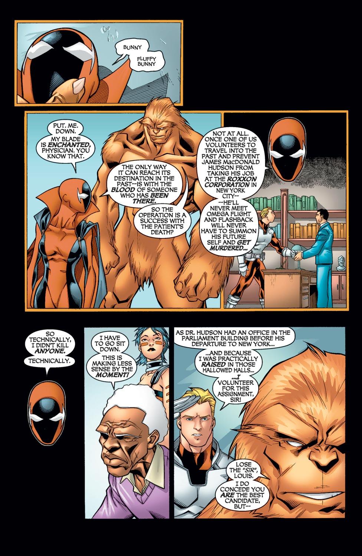 Read online Alpha Flight (2004) comic -  Issue #9 - 15