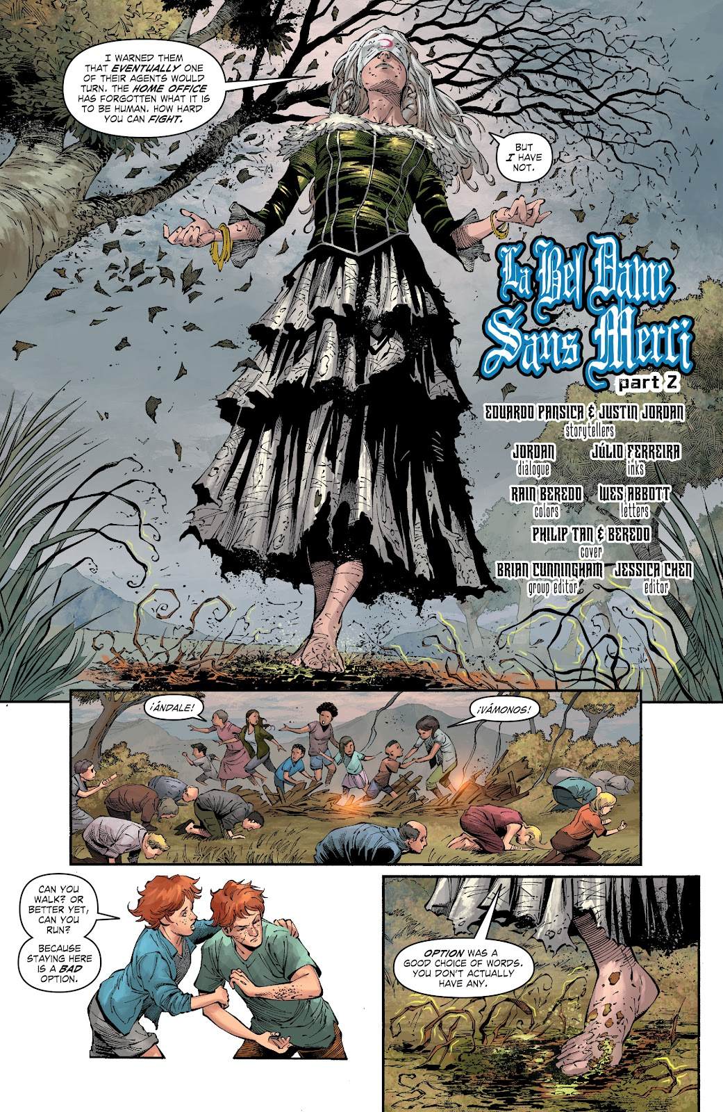 Read online The Curse of Brimstone: Ashes comic -  Issue # TPB (Part 1) - 52