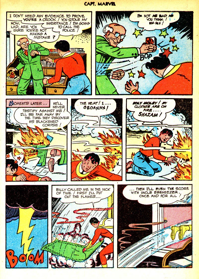 Captain Marvel Adventures issue 88 - Page 23