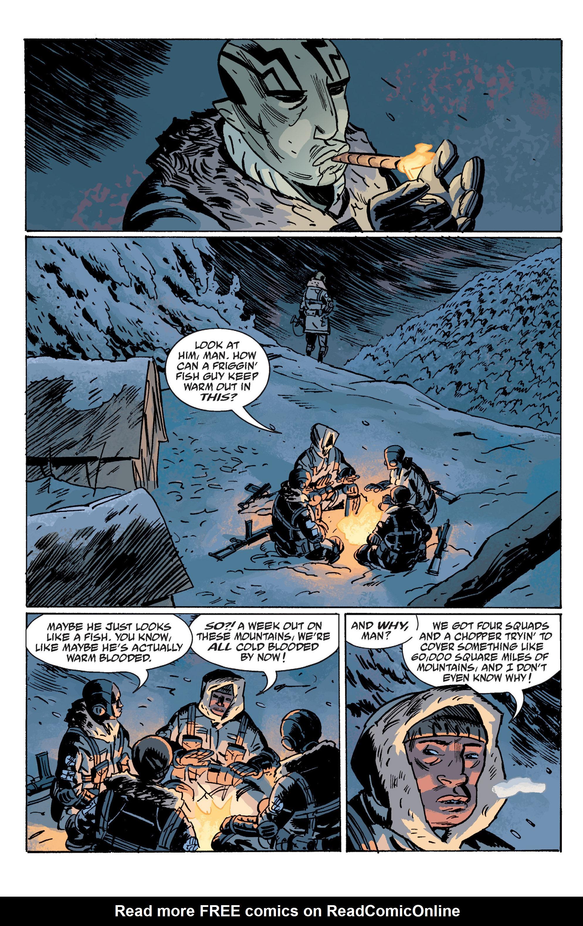 Read online B.P.R.D. (2003) comic -  Issue # TPB 10 - 18
