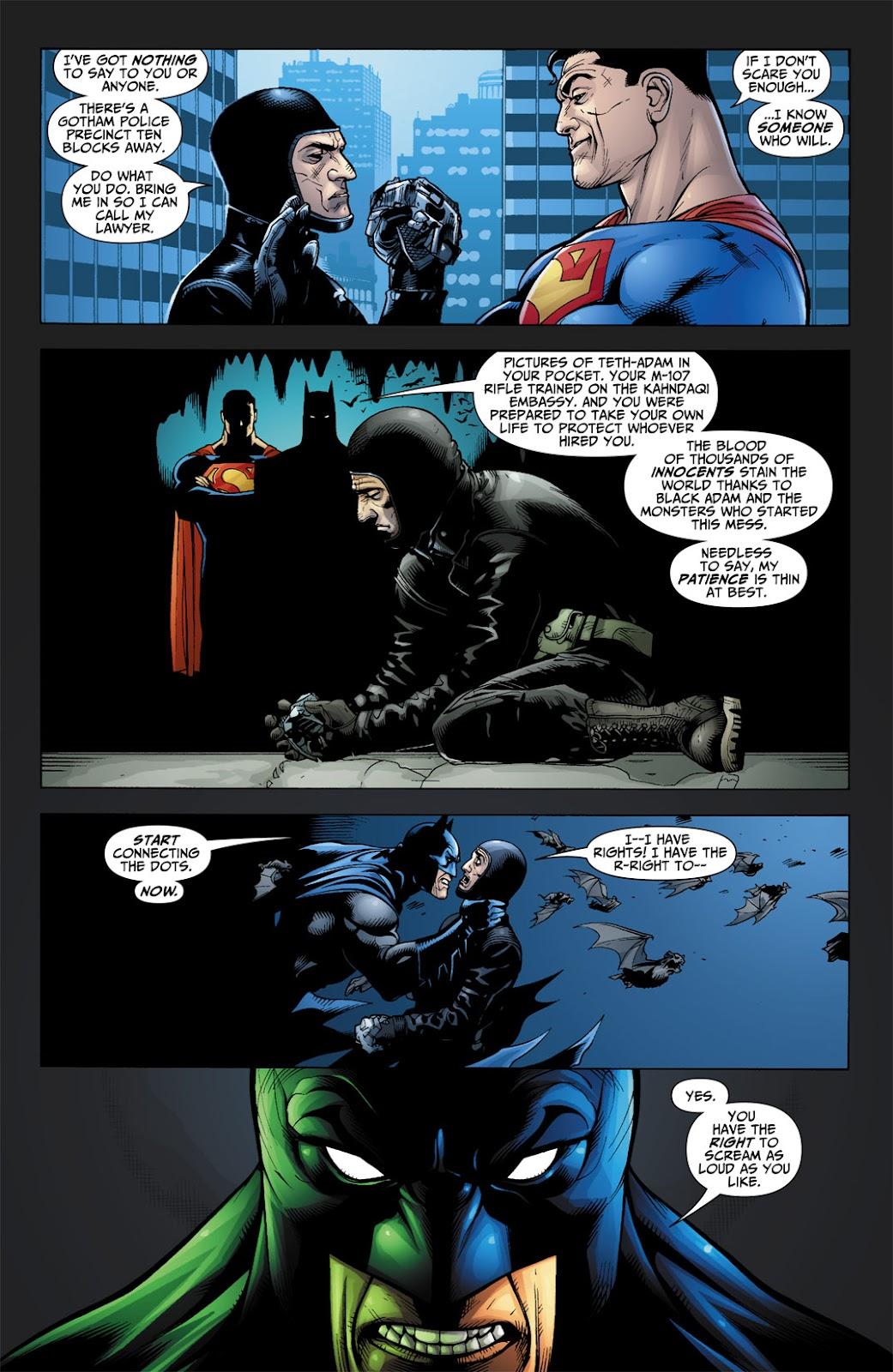 Black Adam: The Dark Age issue 2 - Page 15