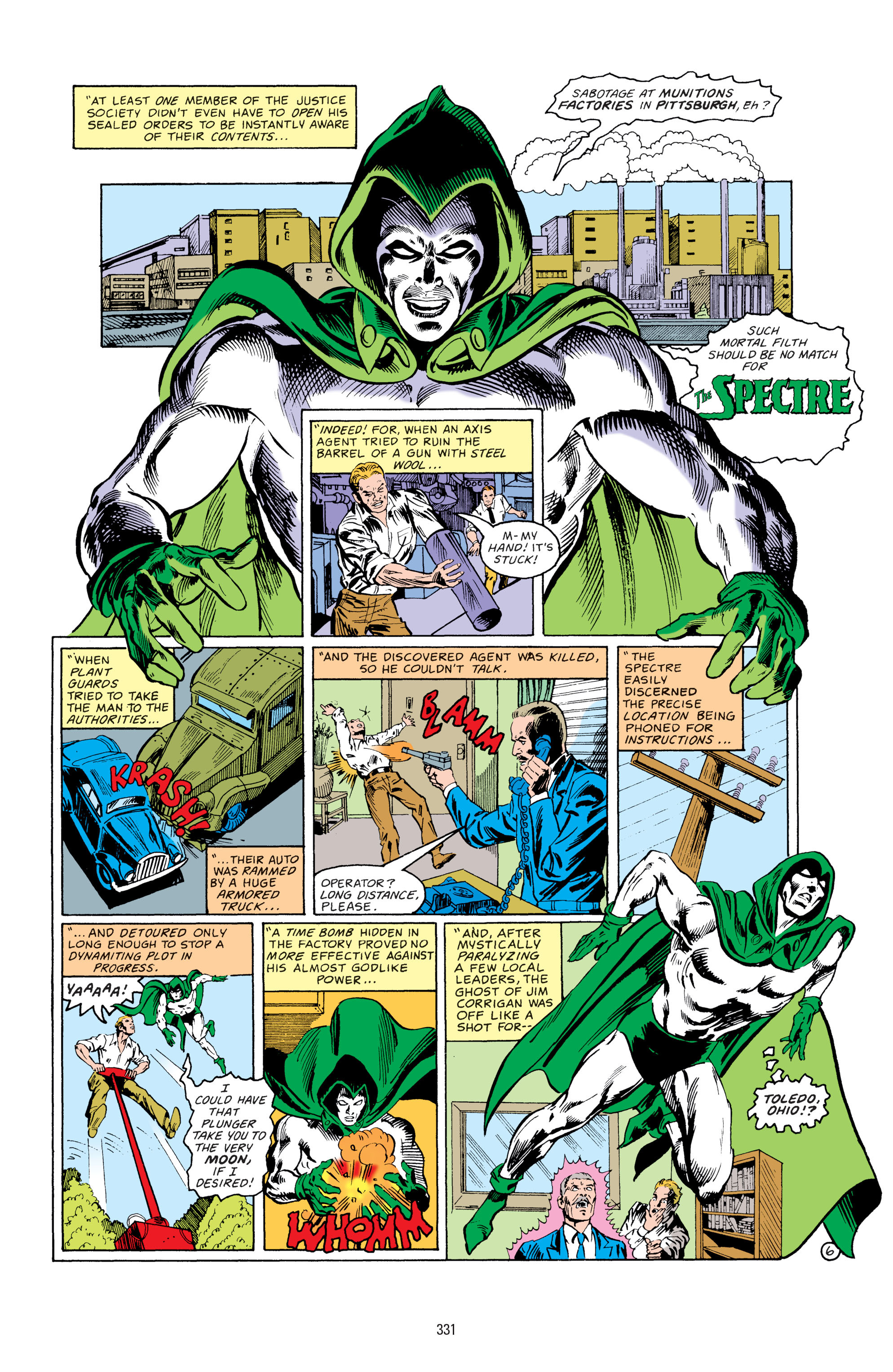 Read online All-Star Squadron comic -  Issue #67 - 7