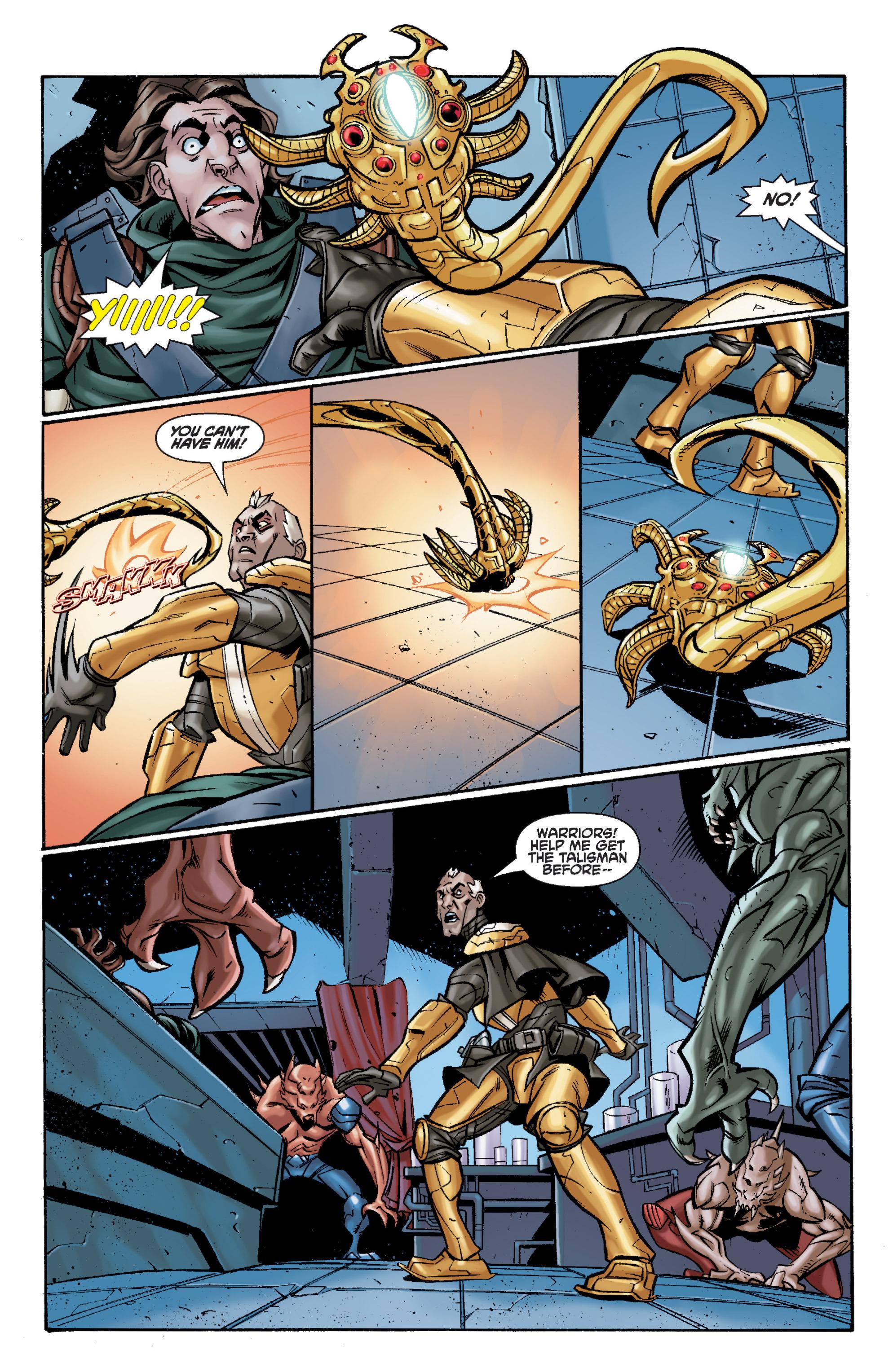 Read online Star Wars Omnibus comic -  Issue # Vol. 32 - 206