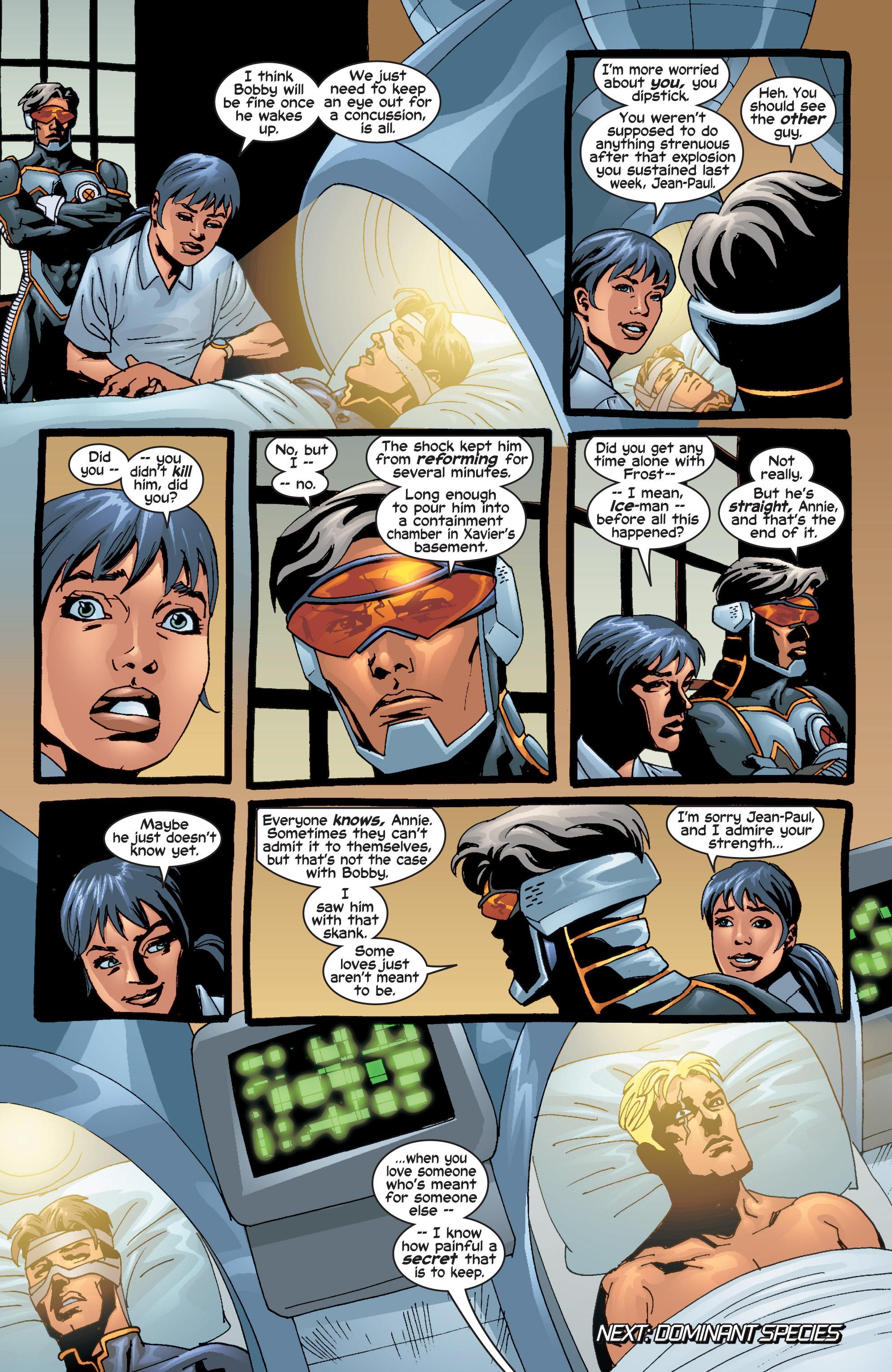 Read online Uncanny X-Men (1963) comic -  Issue #415 - 24
