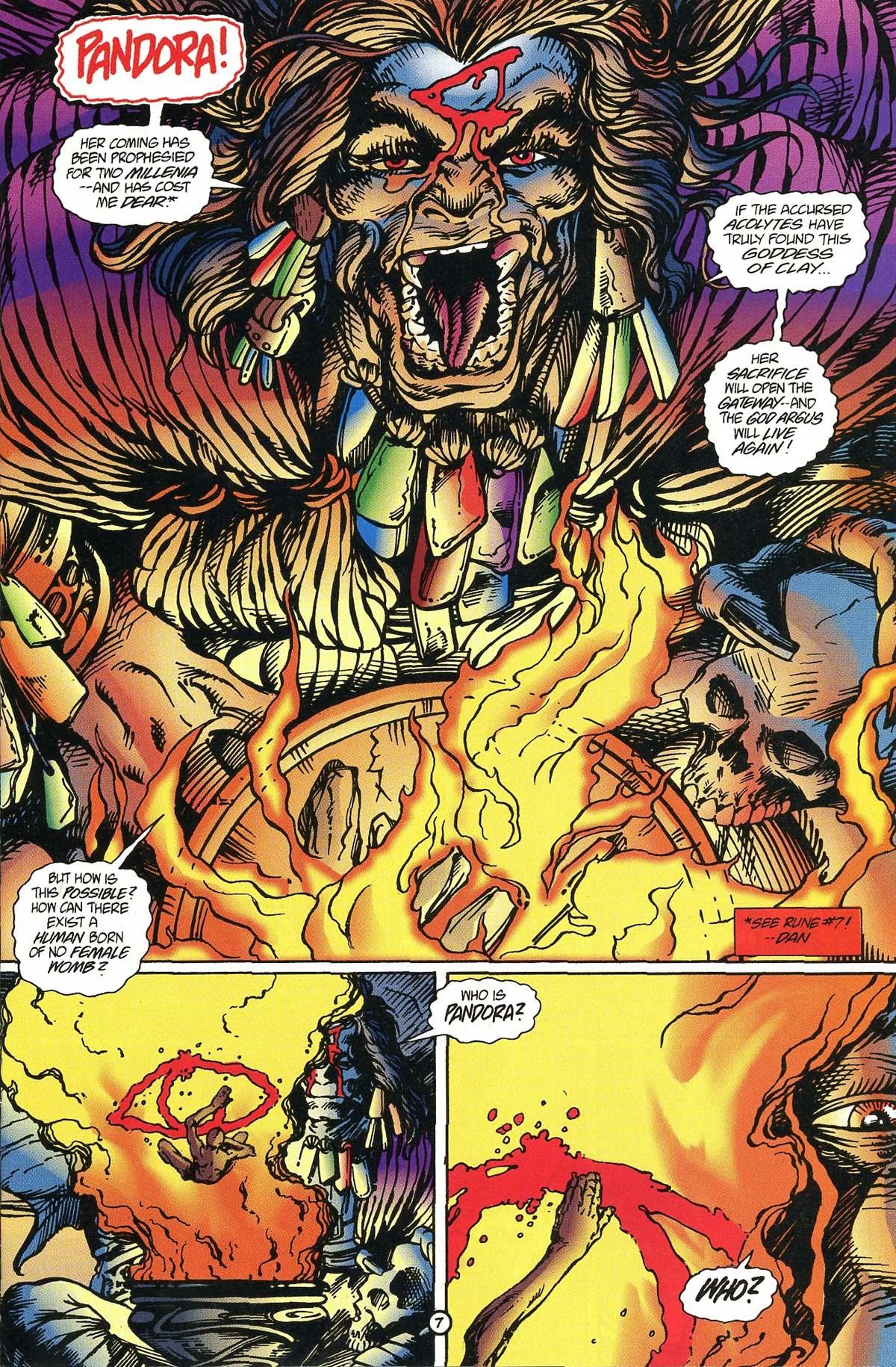 Read online Rune (1994) comic -  Issue #8 - 8