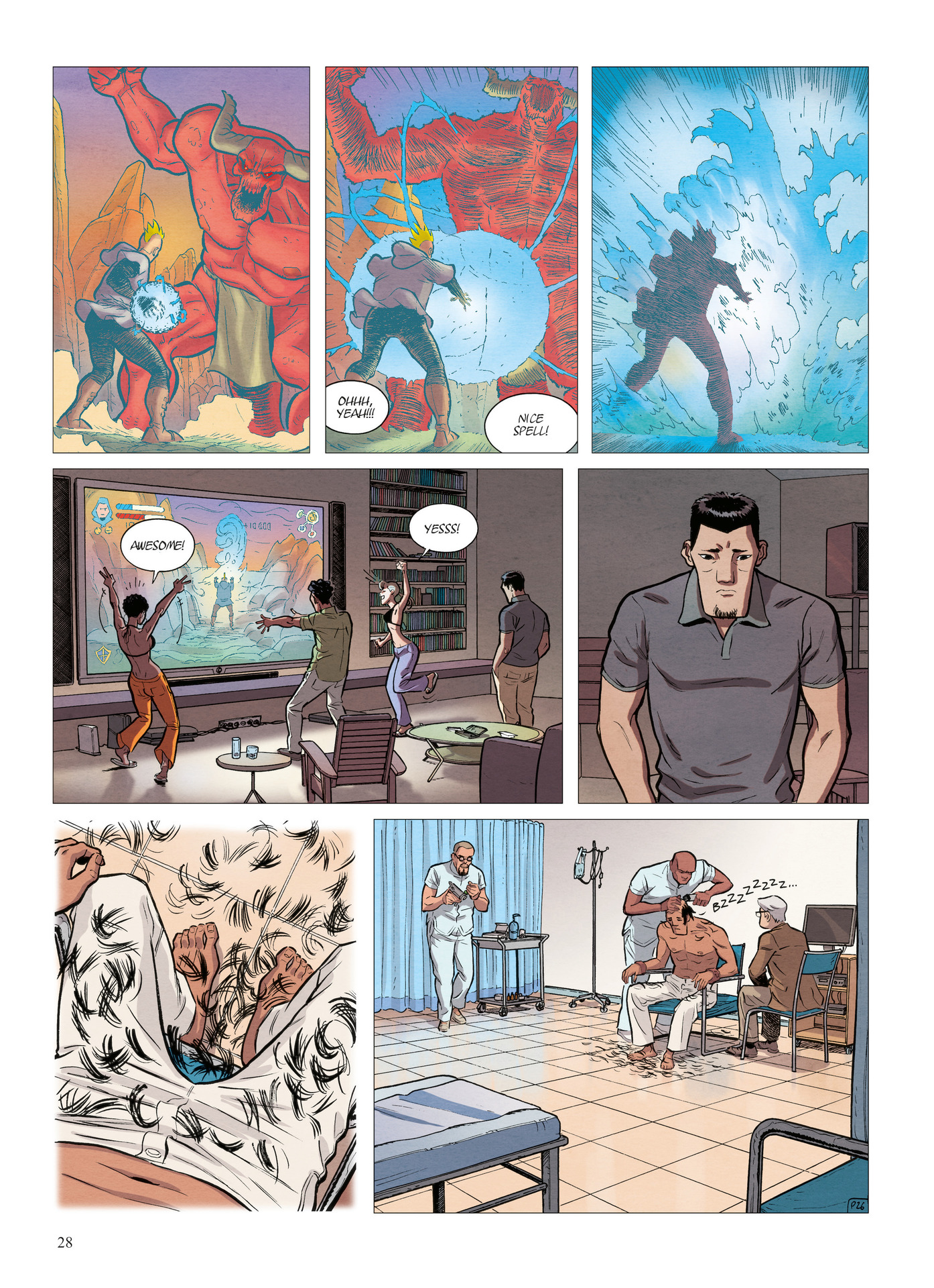 Read online Alter Ego comic -  Issue #5 - 30