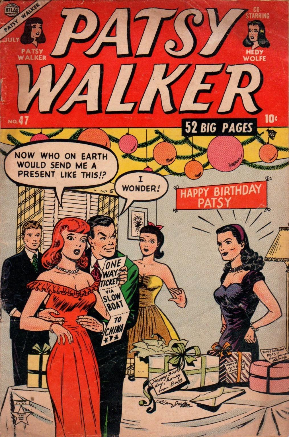 Patsy Walker 47 Page 1