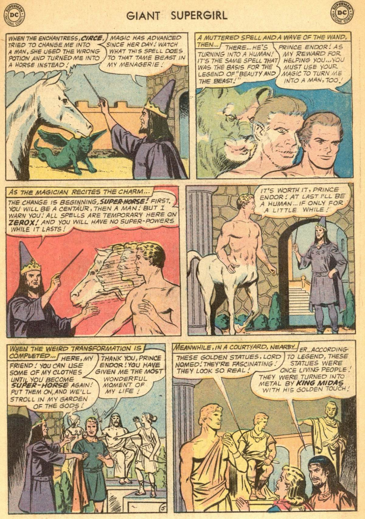 Read online Adventure Comics (1938) comic -  Issue #390 - 21