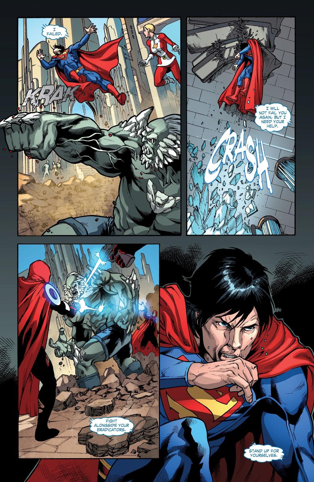Read online Smallville Season 11 [II] comic -  Issue # TPB 4 - 86