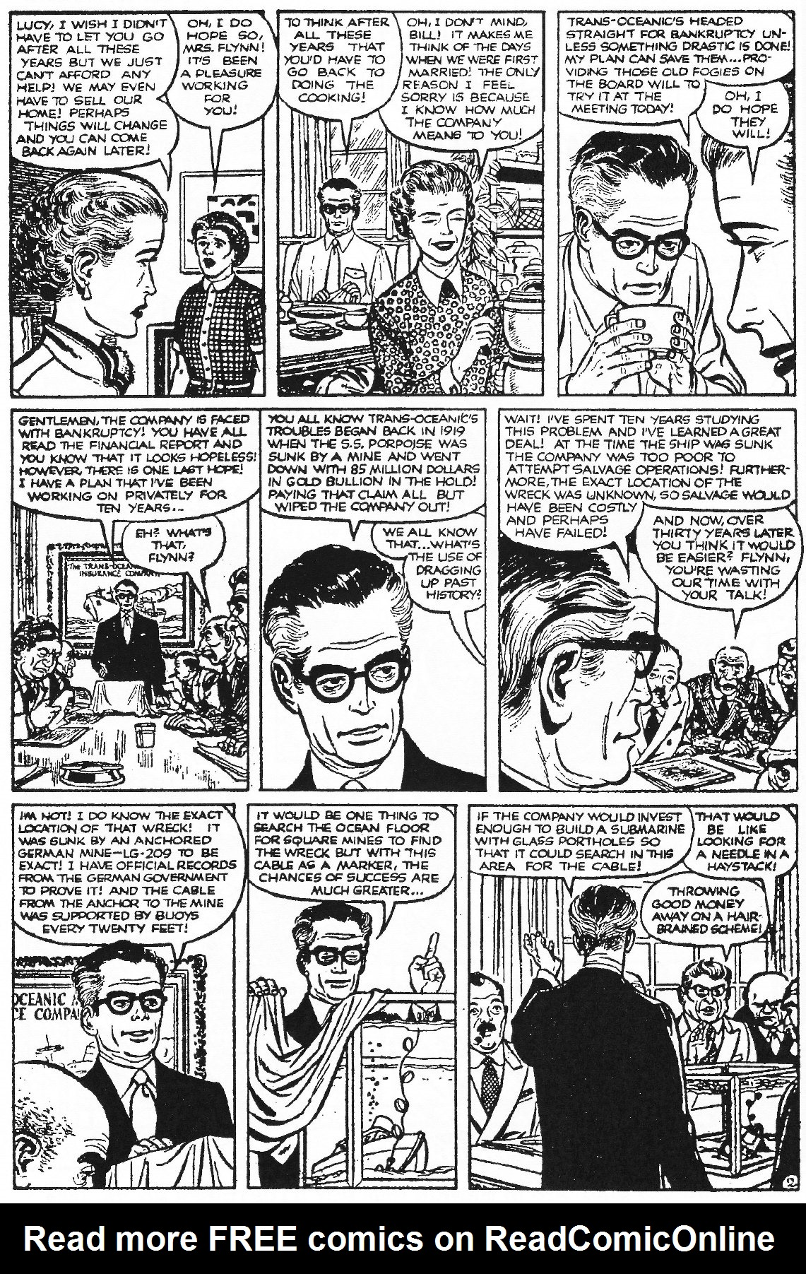Read online Men of Mystery Comics comic -  Issue #75 - 24