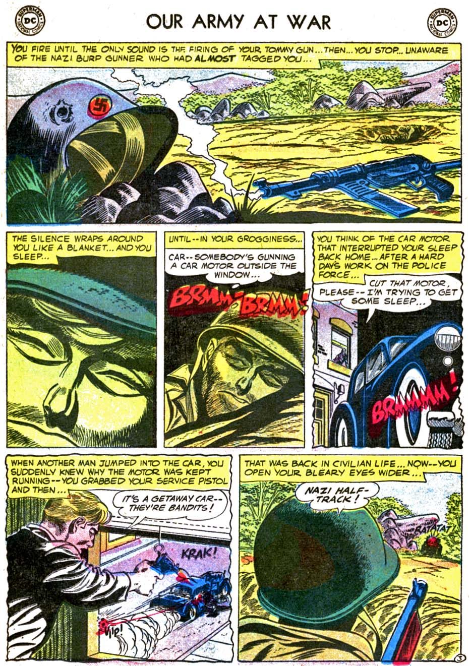 Our Army at War (1952) issue 58 - Page 12