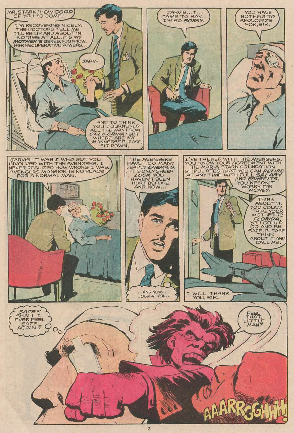 The Avengers (1963) 280 Page 3
