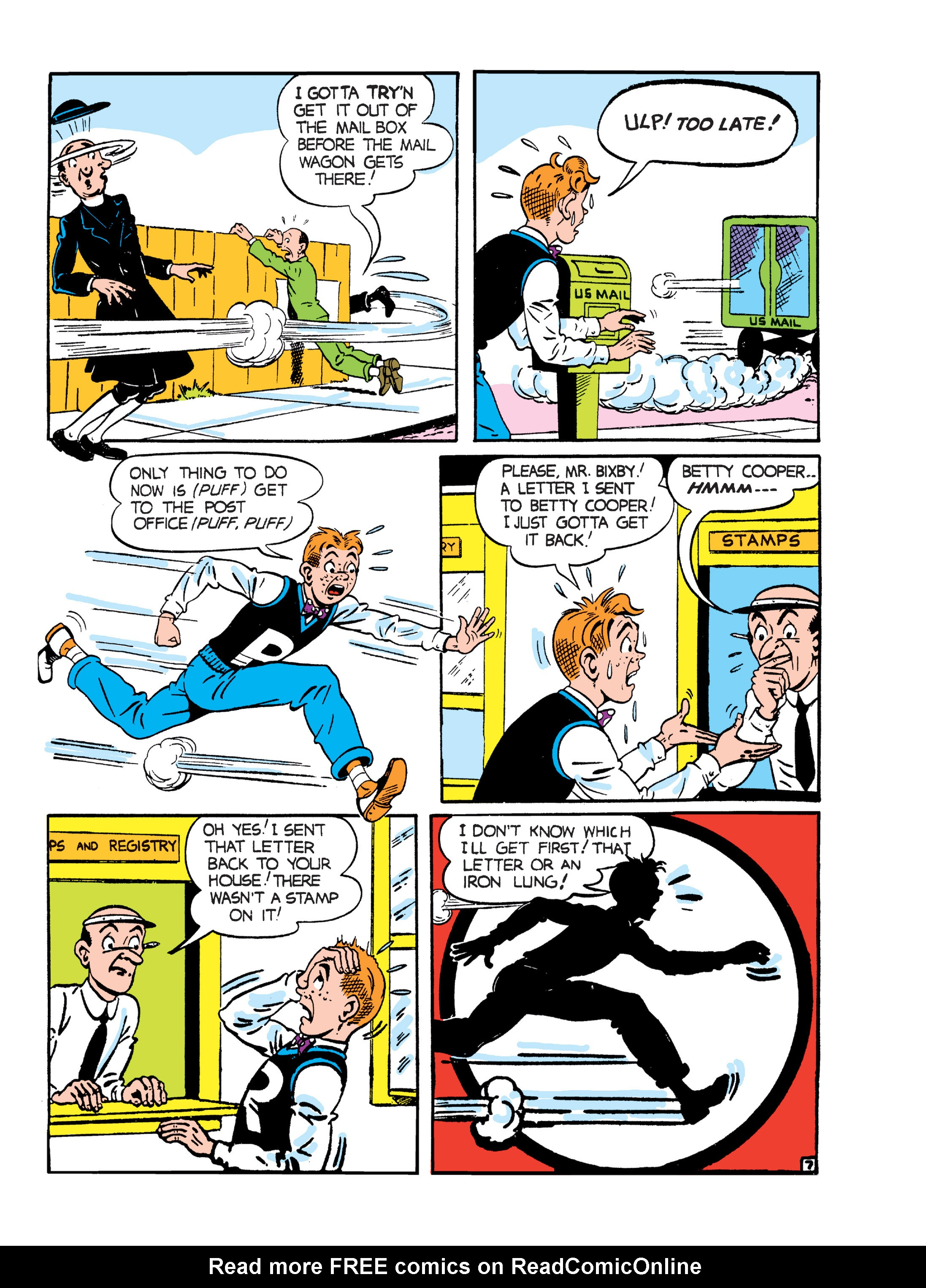 Read online Archie Giant Comics Collection comic -  Issue #Archie Giant Comics Collection TPB (Part 2) - 142