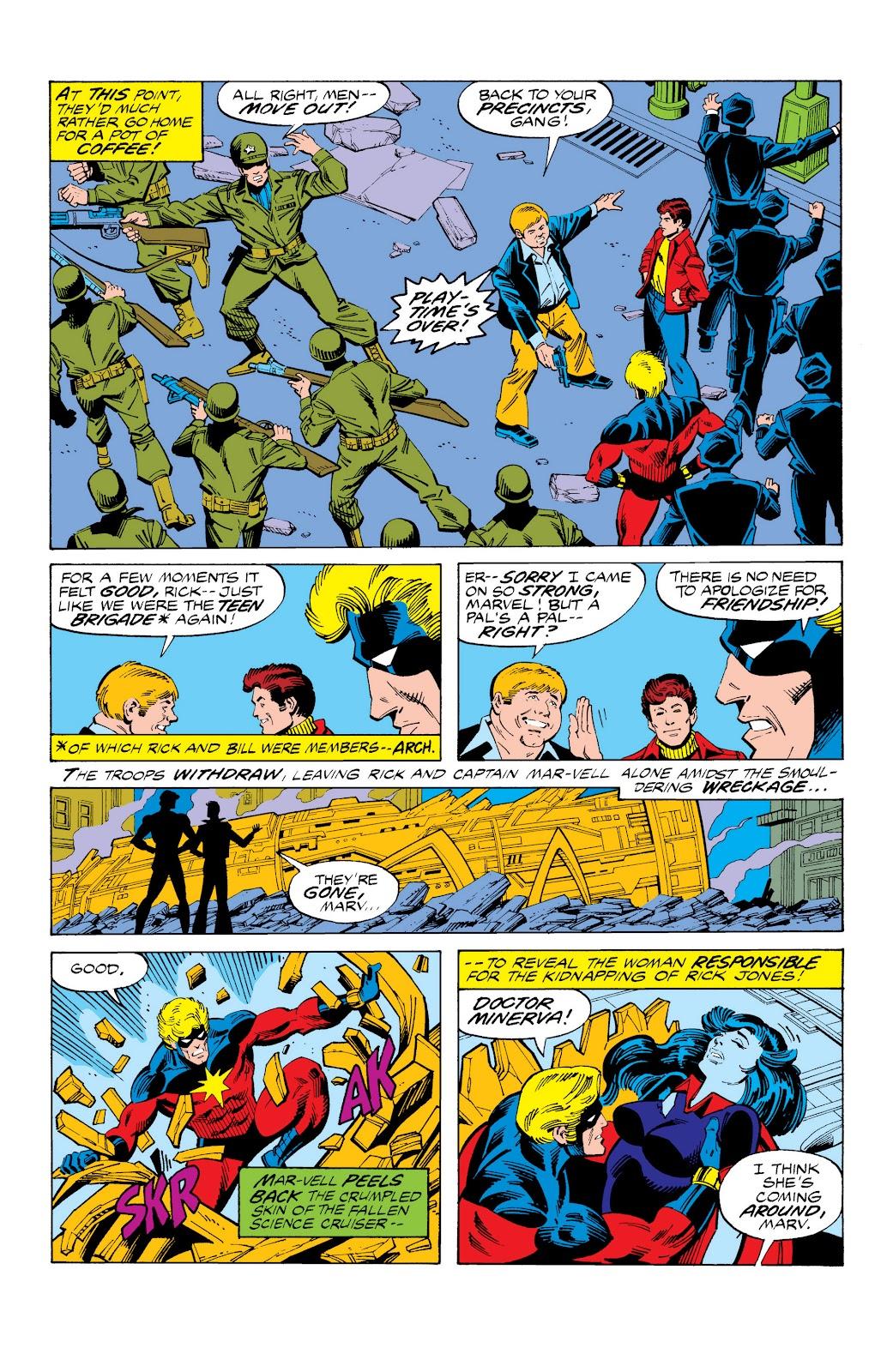Read online Marvel Masterworks: The Inhumans comic -  Issue # TPB 2 (Part 3) - 31