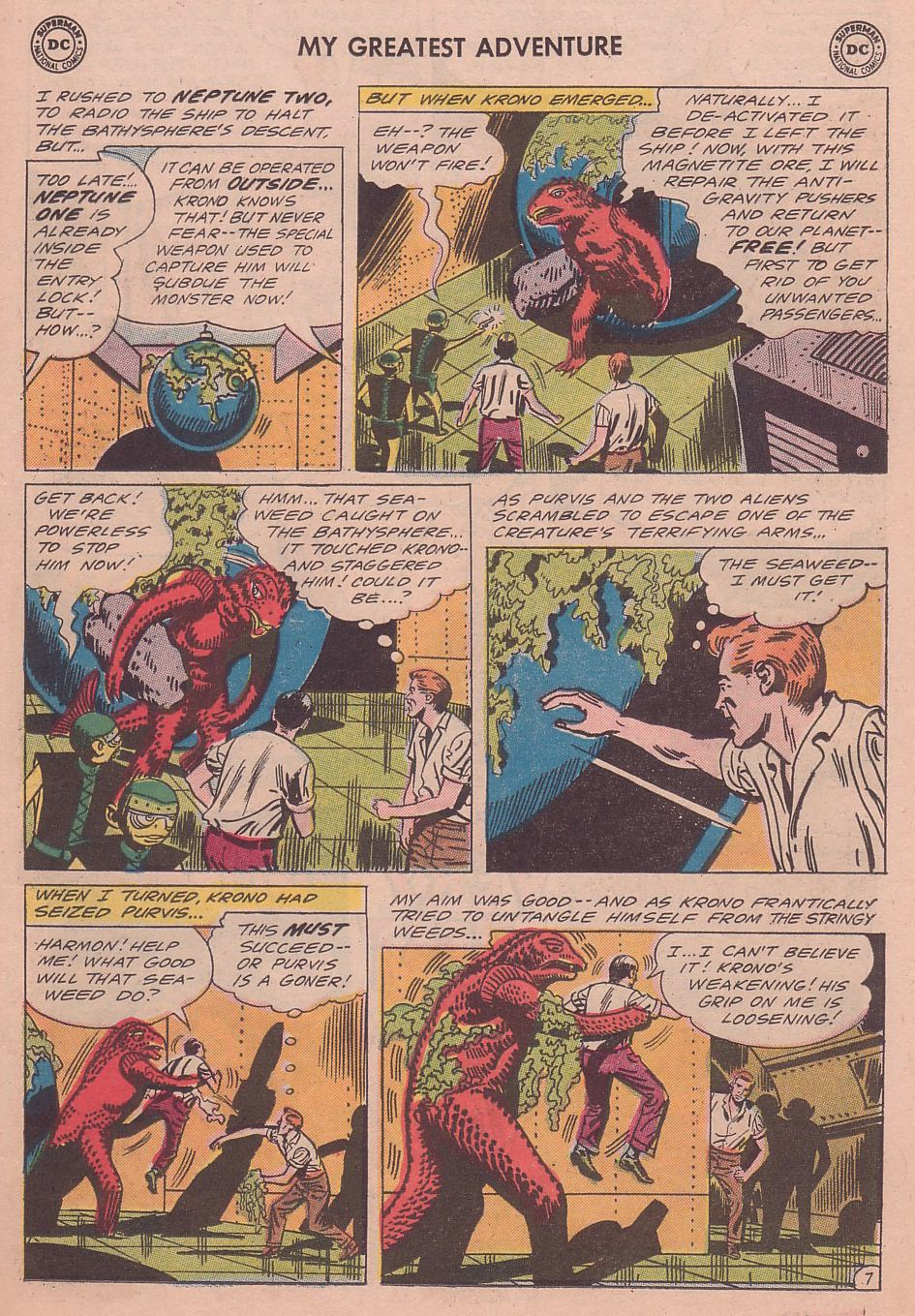 My Greatest Adventure (1955) issue 65 - Page 31