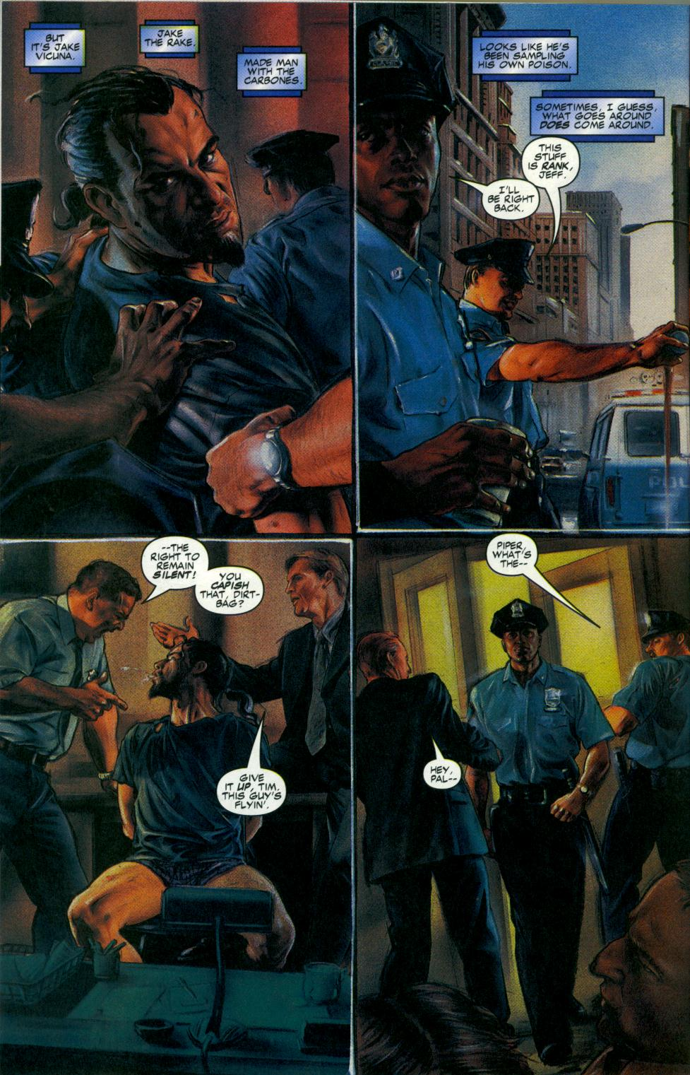 Read online Code of Honor comic -  Issue #3 - 15