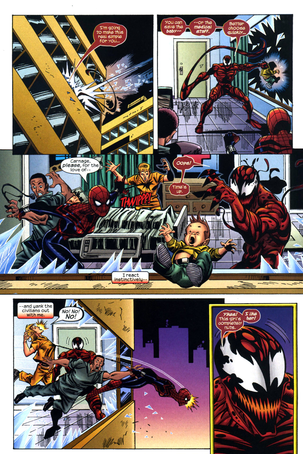 Read online Amazing Spider-Girl comic -  Issue #11 - 19