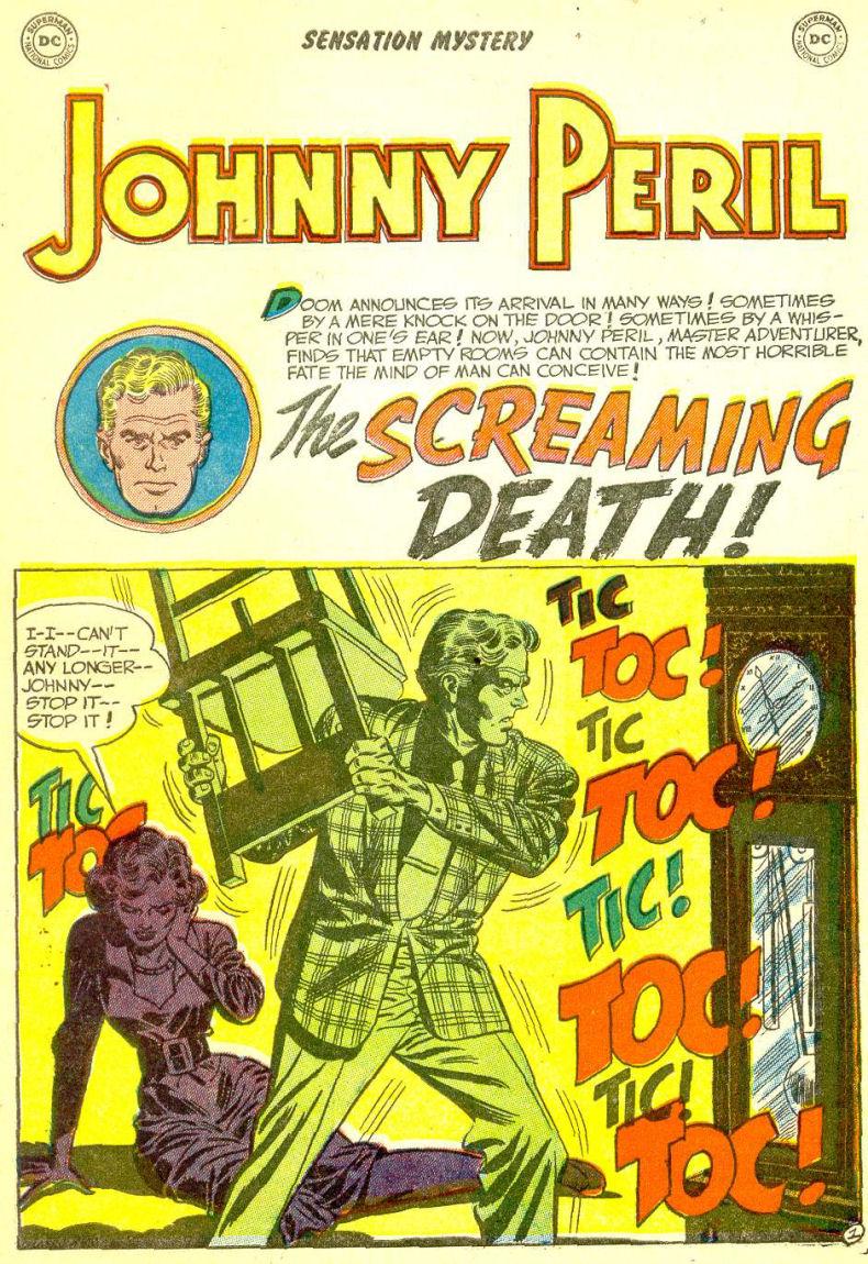 Read online Sensation (Mystery) Comics comic -  Issue #111 - 27