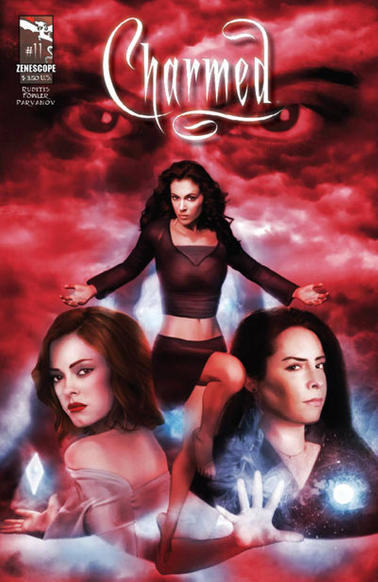 Charmed 11 Page 1