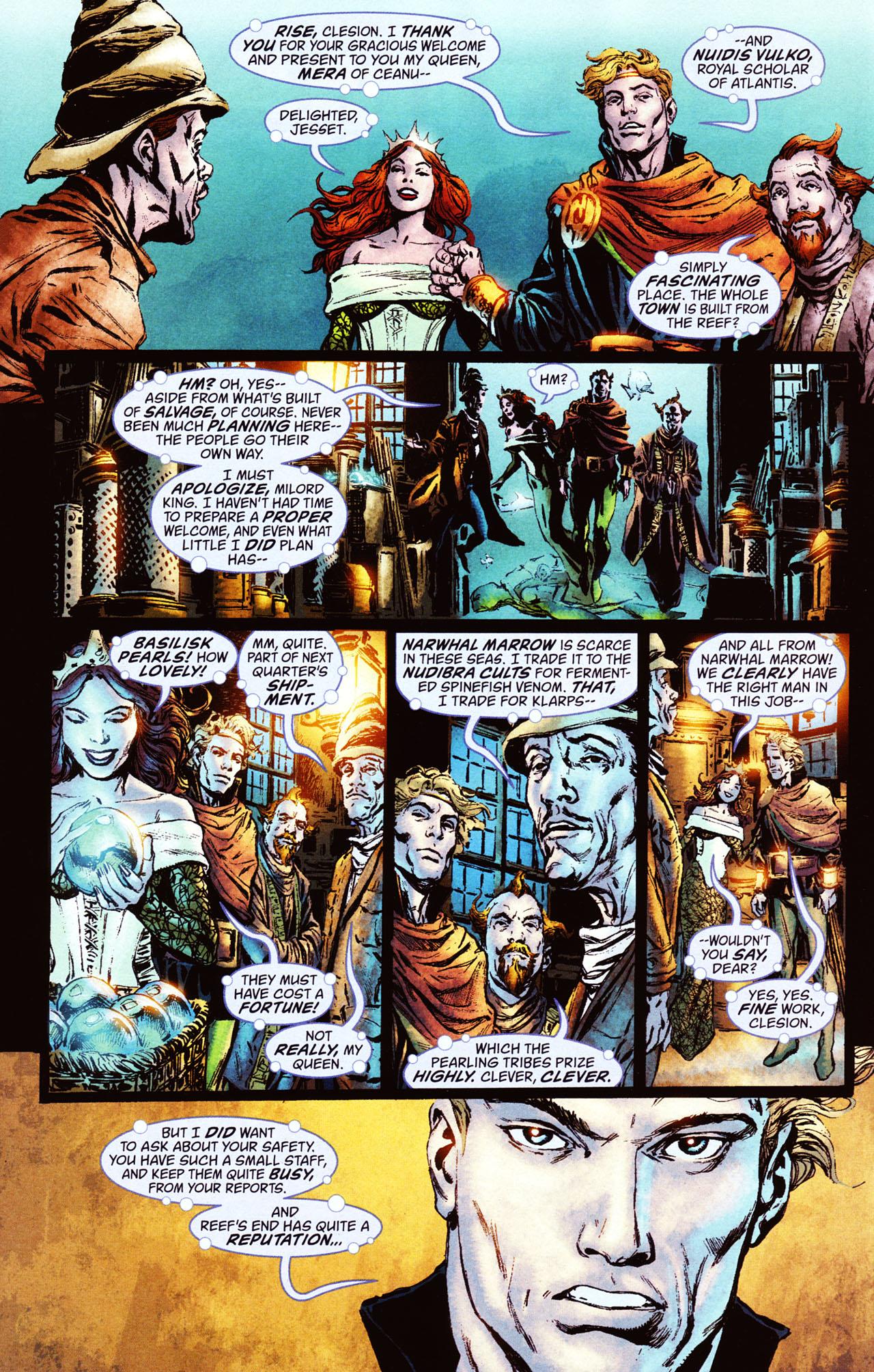 Read online Aquaman: Sword of Atlantis comic -  Issue #46 - 8